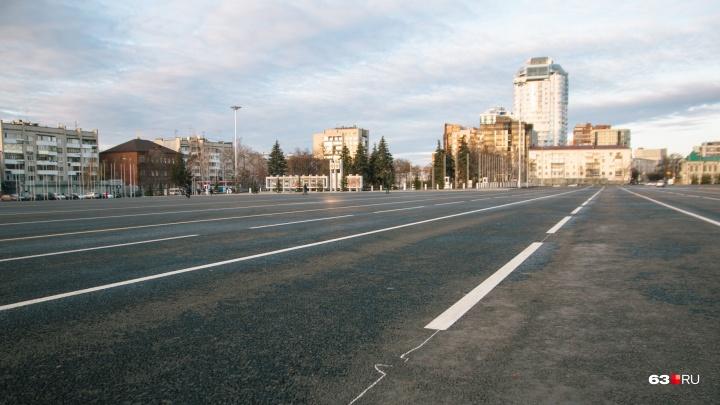 Митинг против пенсионной реформы на площади Куйбышева запретили из-за религиозного почитания