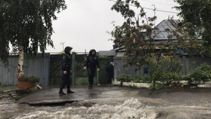 Пострадавшим от потопа красноярцам раздали 4 миллиона рублей