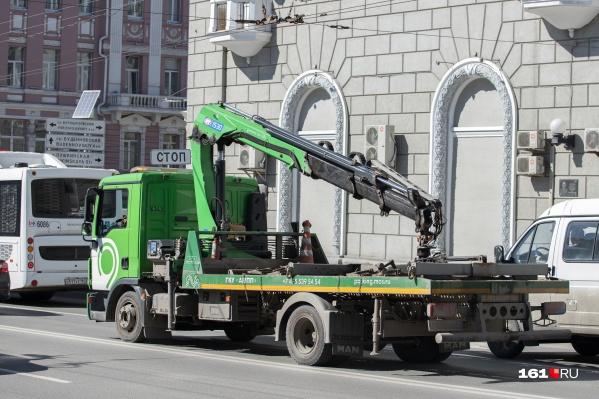 Стоимость эвакуации автомобиля может вырасти до 3500 рублей