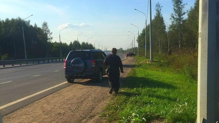 Пьяного священника без прав поймали за рулём внедорожника в Ярославле: лишат ли его сана