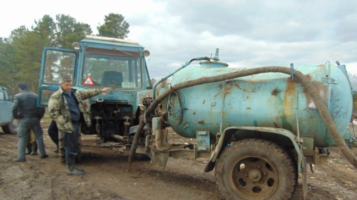 С коммунальщиков требуют 5,4 млн за слив фекалий на плодородные земли