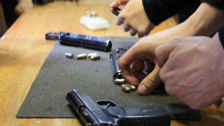 Пистолеты, винтовка и взрывпакеты: котлашанину дали два года условно за незаконную коллекцию оружия