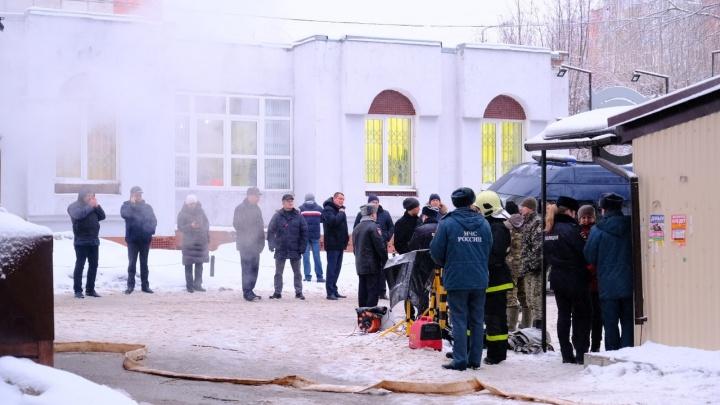 После гибели пяти человек в пермском отеле «Карамель» СУСК возбудило уголовное дело