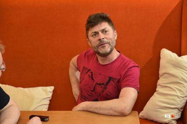 Сергей Белоголовцев дал E1.RU откровенное интервью