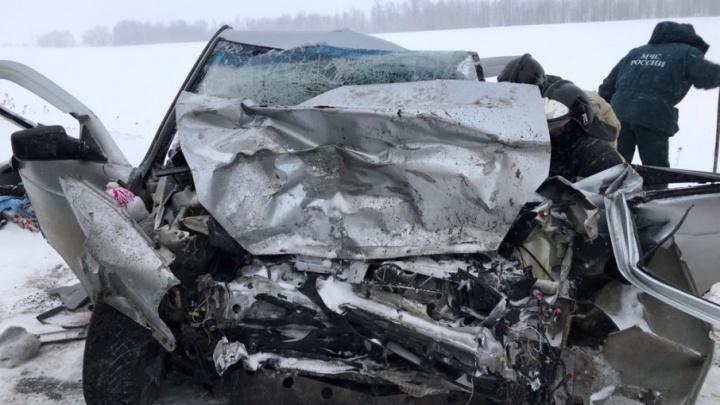 Дело водителя, по вине которого в Башкирии погибли женщина и двое детей, передали в суд