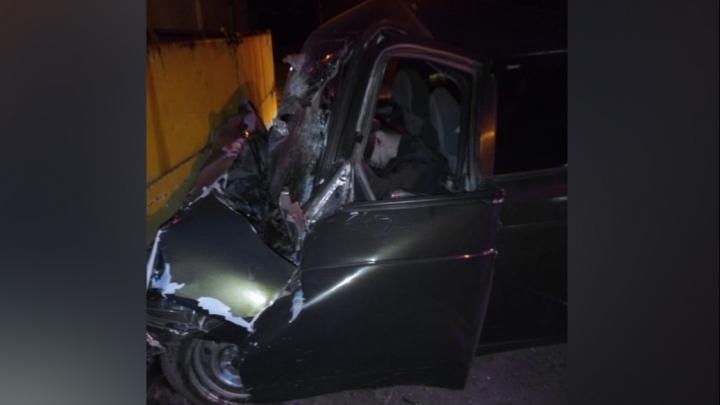 Двое волгоградских полицейских погибли в ДТП с ремонтным трамваем
