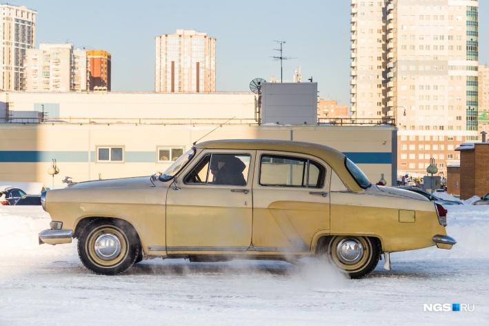 Автомобиль обошелся в 15 тысяч рублей