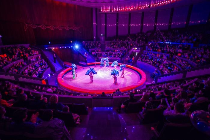Цирковой манеж не мог дождаться ремонта с 1990-х годов