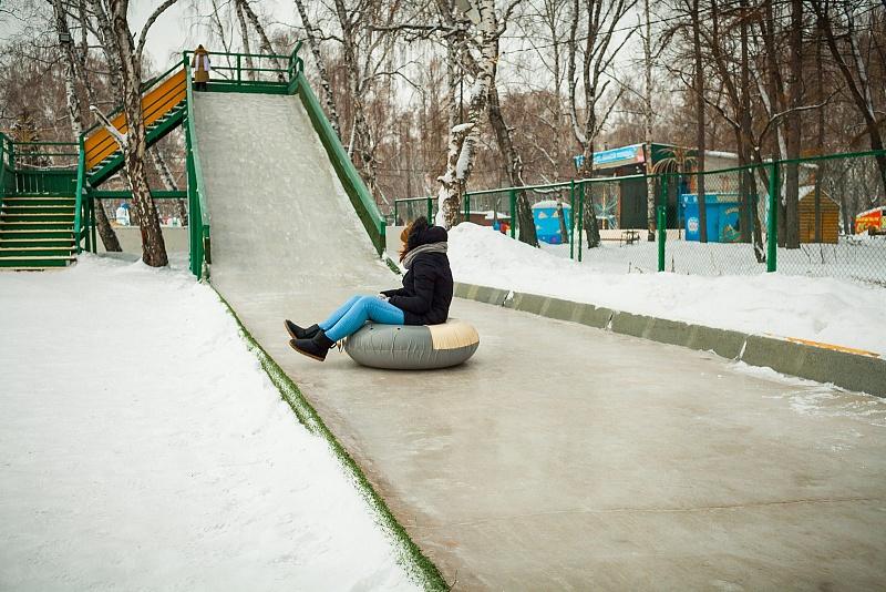Самые тяжёлые травмы дети получили, катаясь на тюбингах