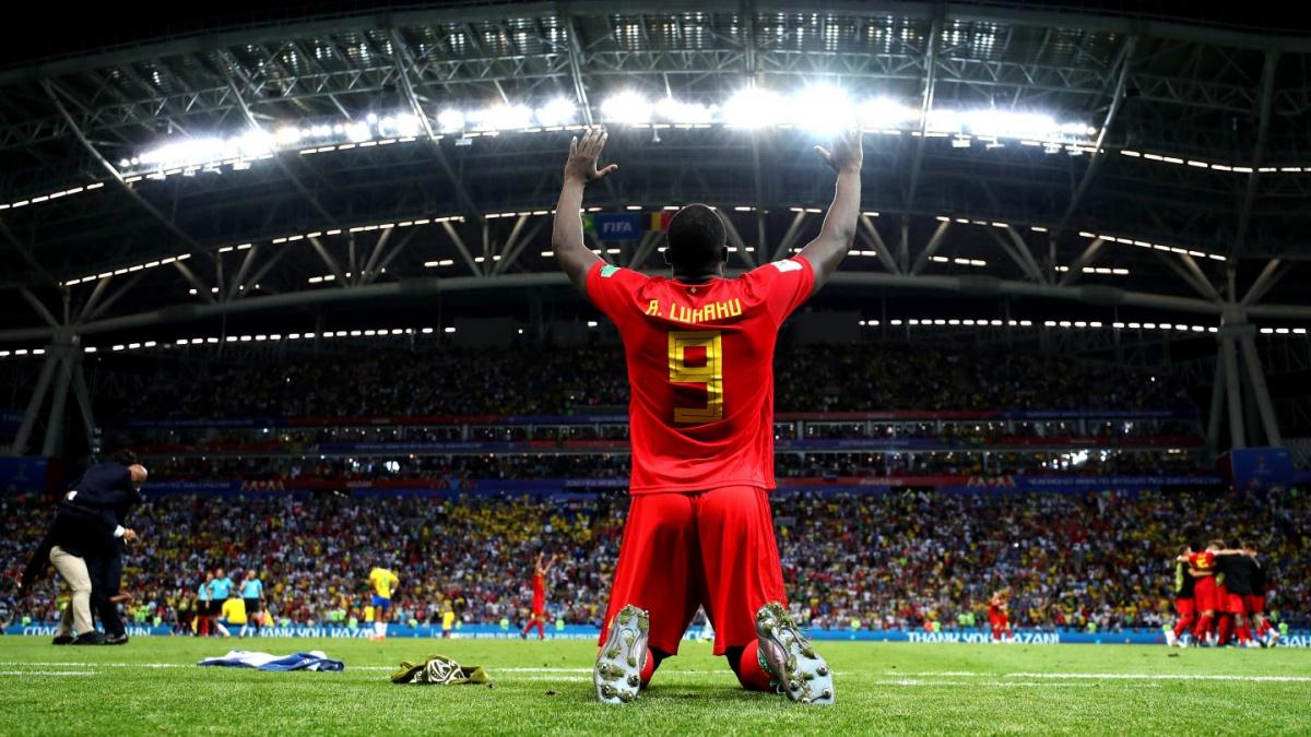Сборная Франции стала первым финалистом чемпионата мира пофутболу