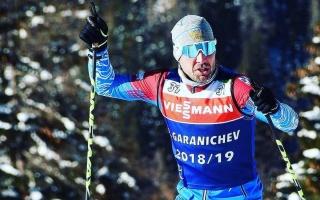 Евгений Гараничев мог побороться за место в тройке, но опоздал на стар гонки