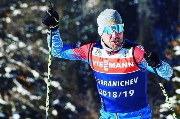Евгений Гараничев мог побороться за место в тройке, но опоздал на старт гонки