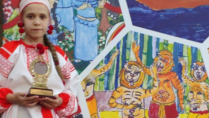 Билетом в другую страну стал рисунок: рассказываем, как ростовская школьница съездила в Индию