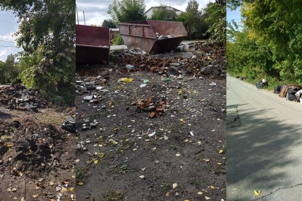 Активисты собрали 71 мешок мусора и 1,5 бункера