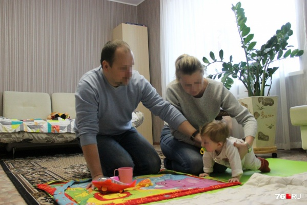 Родители долго боролись за ребенка