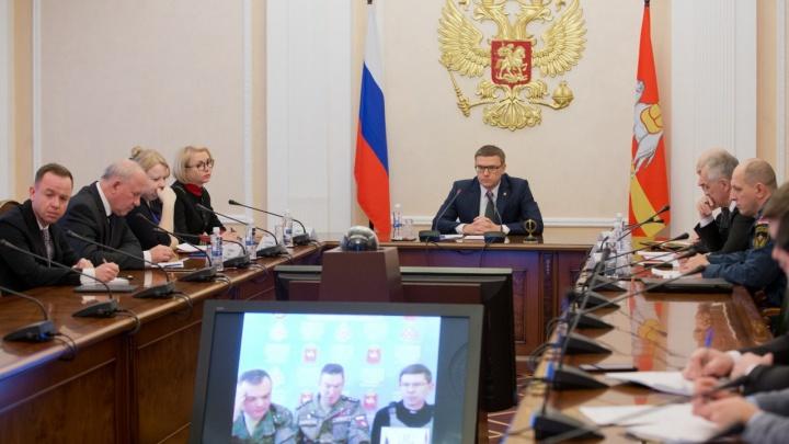 В военном городке на Южном Урале после аварии на сетях начинают подключать к теплу первые дома