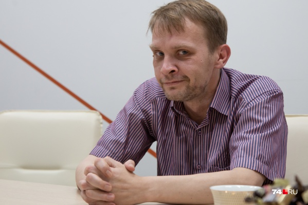 Алексей Сальников — автор нашумевшего романа «Петровы в гриппе и вокруг него»
