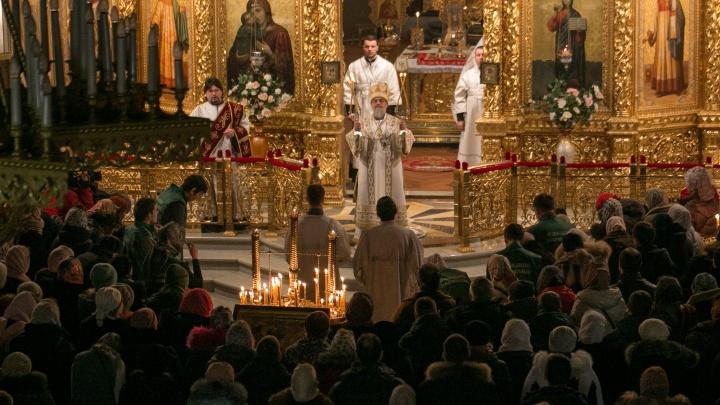 Где в Уфе пройдут богослужения в честь Рождества