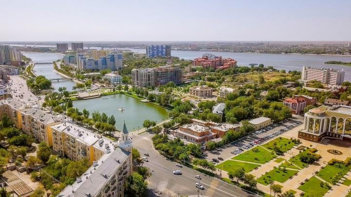 Астрахань: где председатель земного шара метал икру
