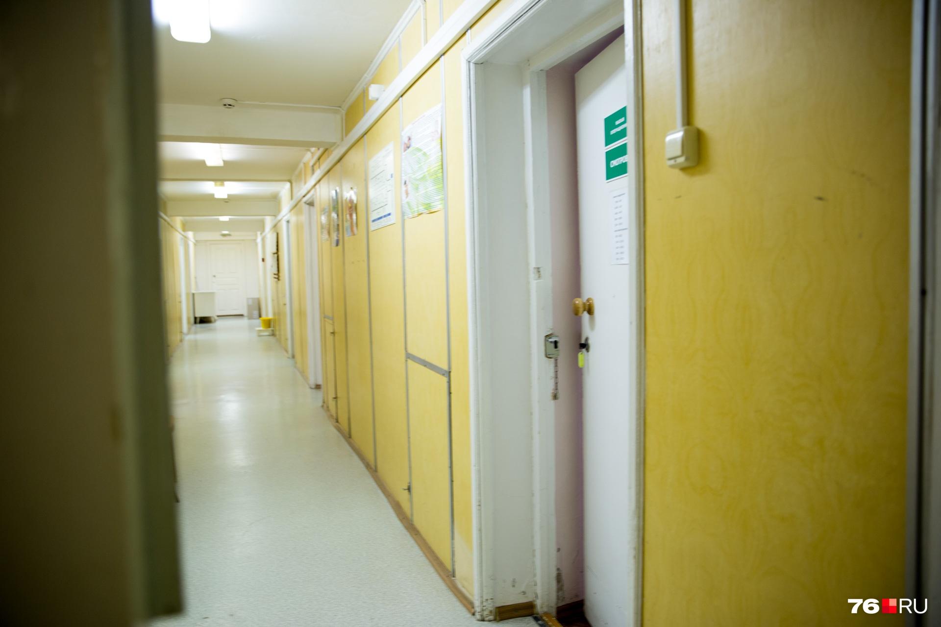 Многие меняют решение ,сидя в коридоре перед дверью врача