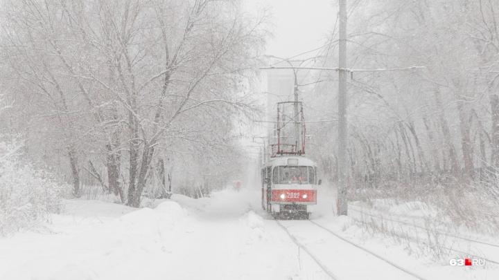Мэрия Самары увеличила количество трамваев на маршруте №14