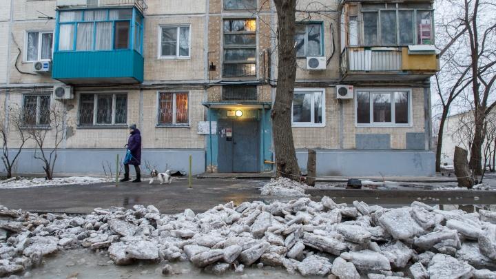 Зима, до свидания!: после резкого потепления в Волгоградскую область возвращаются холода и метели
