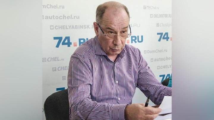 Бывшего главу Советского района предложили сделать почётным гражданином Челябинска