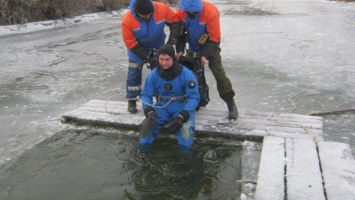 Поиски пропавшего в Шадринском районе мальчика ведутся на суше и под водой