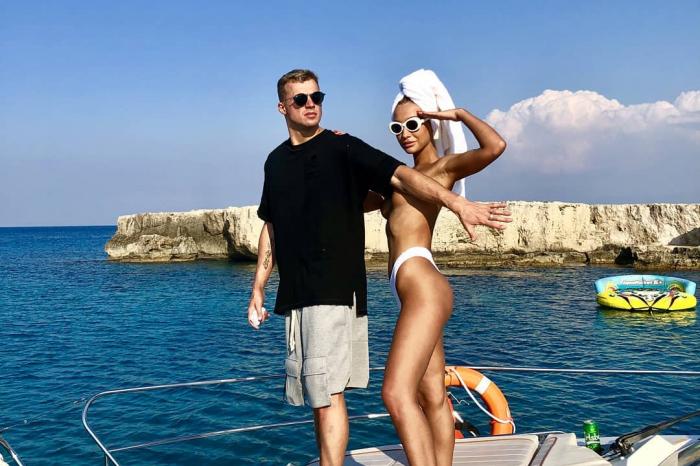 Олег Майами на Кипре