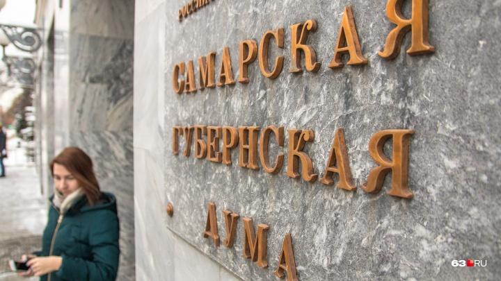 В Самарской губернской думе прошли сокращения