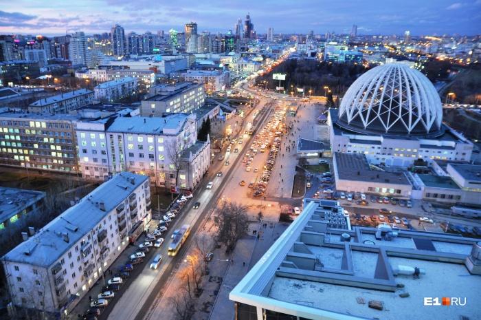 Город глазами нашего фотографа Артема Устюжанина