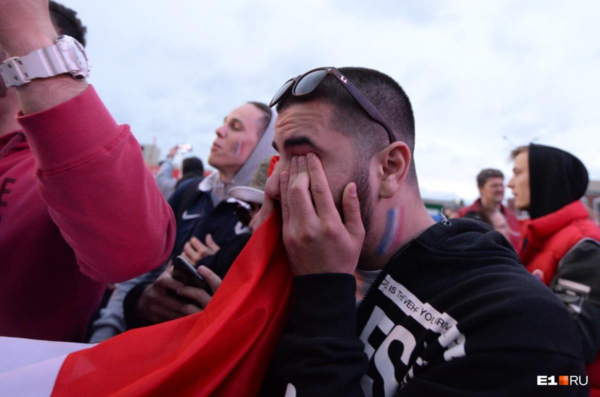 ЦПКиО оглохнет: шумные перуанцы захватили фан-зону