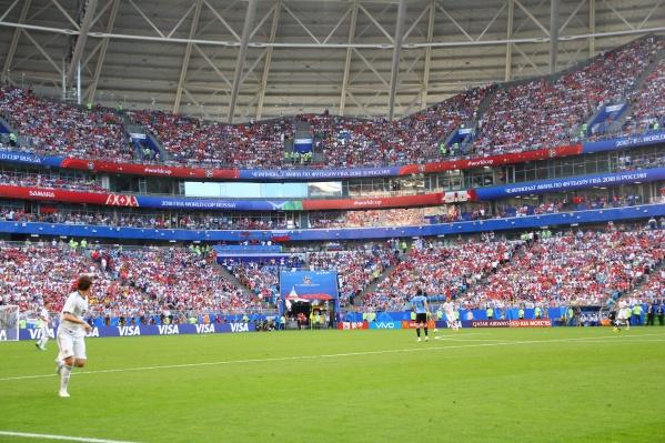 Поле станет и местом для игры в футбол, и для музыки