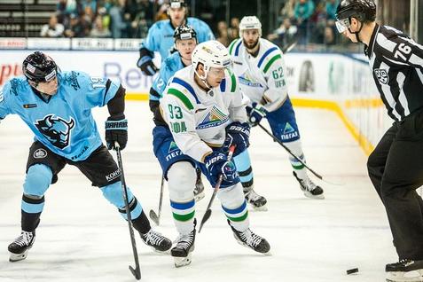 «Салават Юлаев» одержал волевую победу в Минске