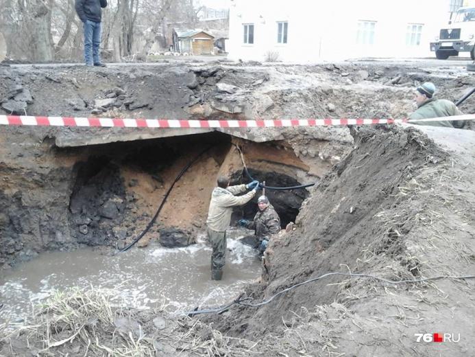 Коммунальные аварии на изношенных переславских сетях происходят постоянно
