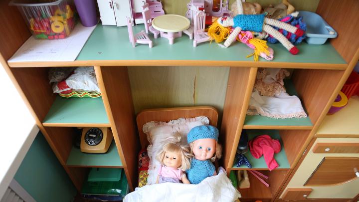 В Башкирии 280 детей могли оказаться под руинами аварийного детского сада