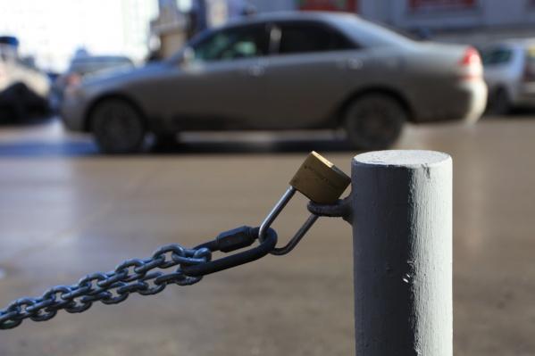 Запрет на улице Трудовой начнёт действовать с 25 августа
