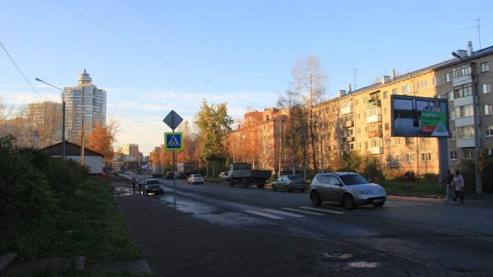 В Архангельске водитель грузового автомобиля сбил 12-летнюю девочку
