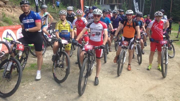100 километров по горам: под Екатеринбургом стартовала одна из самых сложных велогонок России