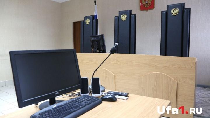 Поджег и скрылся: в Башкирии осудили 18-летнего вандала