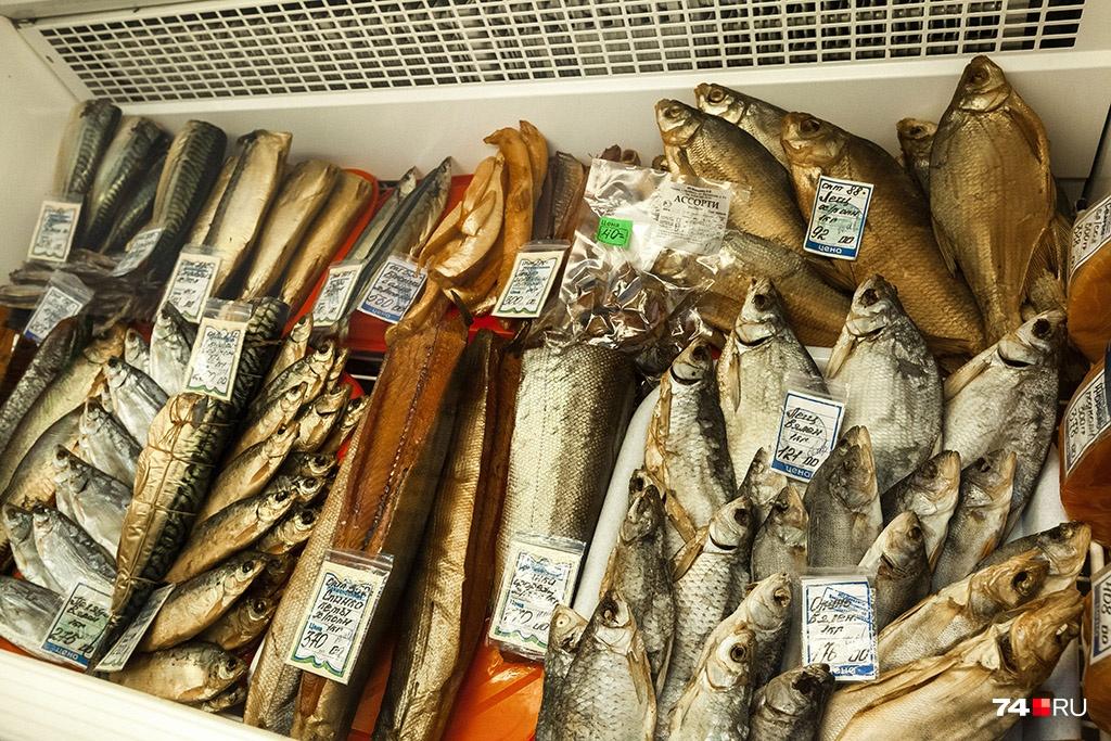 Рыбу изъяли из магазинов и цеха по её переработке и уничтожили