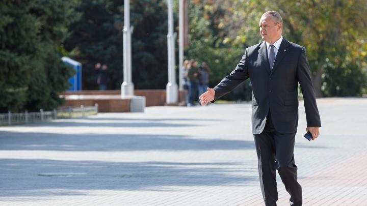Председатель волгоградской гордумы Андрей Косолапов уволился ради кресла вице-губернатора