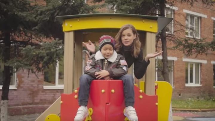 Пермская актриса Екатерина Шпица снялась в клипе Дениса Клявера ко Дню матери