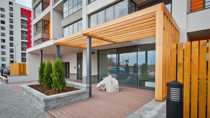Компания Brusnika расширяет привычные представления о городском жилье