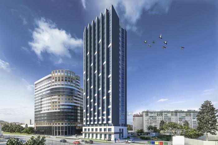 ЖК «Монблан» — новое прочтение премиального дизайна и современной архитектуры Екатеринбурга