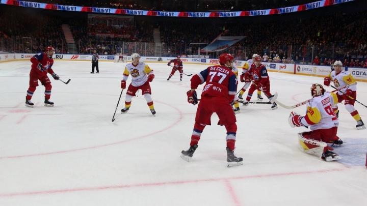 Удача отвернулась от «Локомотива» в матче против финнов