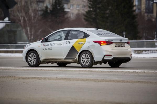 92% новосибирских таксистов, на которых испытали систему, перестали превышать скорость