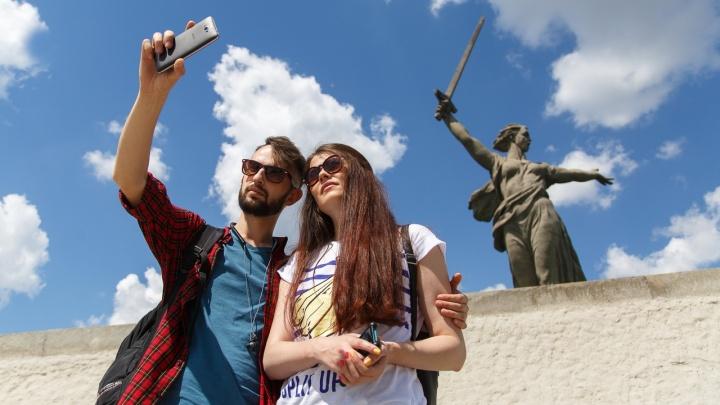 Хуже Тюмени и Челябинска: Волгоградскую область за год посетили около миллиона туристов