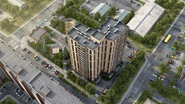 Пять причин выбрать самый яркий жилой комплекс: здесь продают квартиры от 14 751 рубля в месяц
