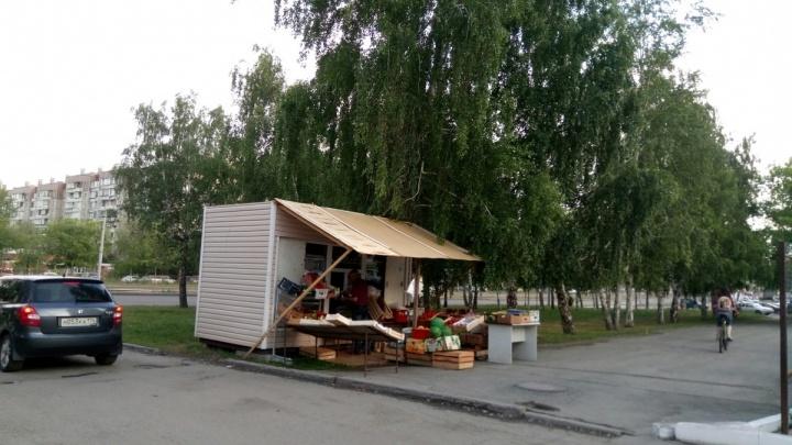 «Будут играть по одним правилам»: киоски и павильоны в Челябинске ограничили в размерах